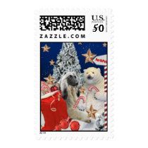 Afghan Trip to the North Pole Postage