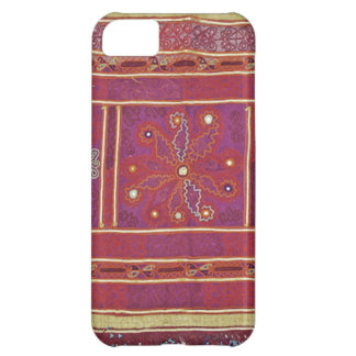Afghan Wedding Textile iPhone 5C Case