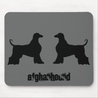 AfghanHound Mousepads