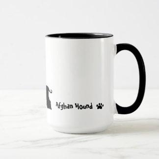 AfghanHound Mug
