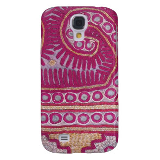 Afghani Textile Remnant 2 Samsung Galaxy S4 Cover