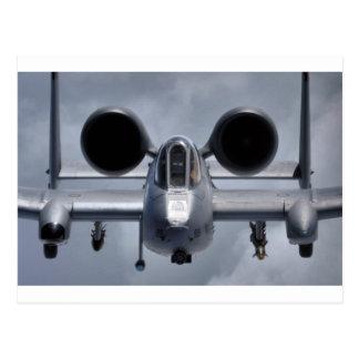 AFGHANISTAN A-10 CLOSEUP POSTCARD