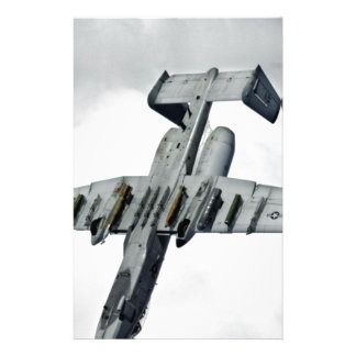 AFGHANISTAN A-10 SPLIT S STATIONERY