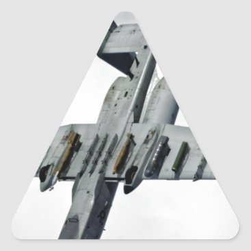 AFGHANISTAN A-10 SPLIT S TRIANGLE STICKER