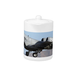 AFGHANISTAN A-10 TAKEOFF TEAPOT