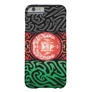 Afghanistan Abstract Barely There iPhone 6 Case