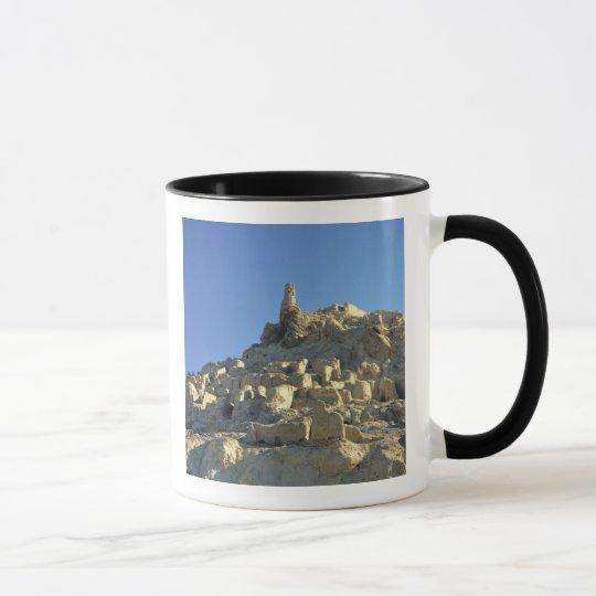 Afghanistan, Bamian Valley. Legend tells that Mug