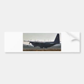 AFGHANISTAN C-130 HERCULES TAKEOFF BUMPER STICKER