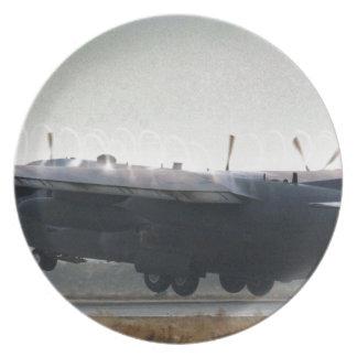 AFGHANISTAN C-130 HERCULES TAKEOFF PLATE