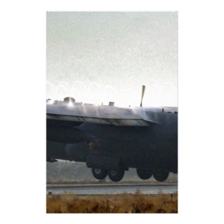 AFGHANISTAN C-130 HERCULES TAKEOFF STATIONERY