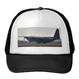 AFGHANISTAN C-130 HERCULES TAKEOFF TRUCKER HAT