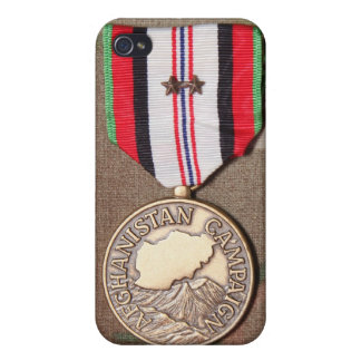 afghanistan campaign medal iPhone 4/4S cover