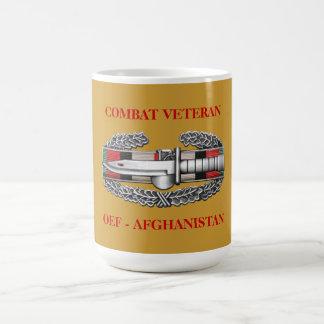 Afghanistan Campaign Ribbon Background CAB Mug
