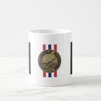 Afghanistan Campaign ribbon Coffee Mug