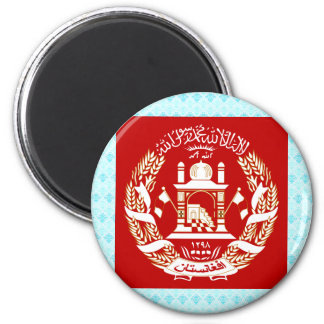 Afghanistan Coat of Arms detail Refrigerator Magnets