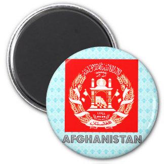 Afghanistan Coat of Arms Refrigerator Magnet