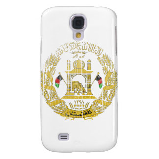 Afghanistan Coat Of Arms Samsung S4 Case