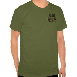 Afghanistan COMBAT VETERAN Shirt
