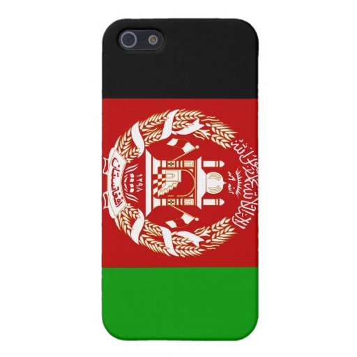 Afghanistan Covers For iPhone 5