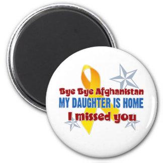 Afghanistan Daughter Fridge Magnets