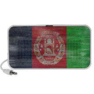 Afghanistan distressed Afghan flag Travelling Speakers