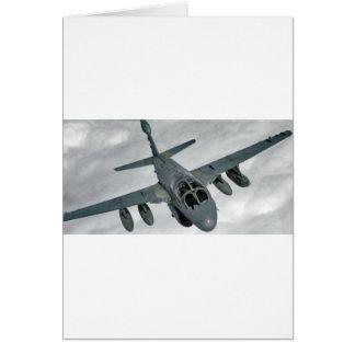 AFGHANISTAN EA-6 PROWLER CARD