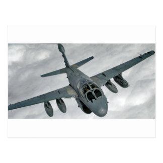 AFGHANISTAN EA-6 PROWLER POSTCARD