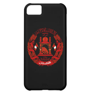 afghanistan emblem cover for iPhone 5C