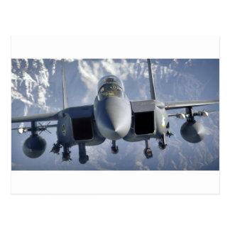 AFGHANISTAN F-15 CLOSEUP POSTCARD