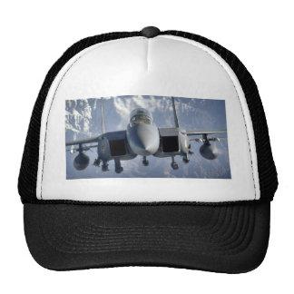 AFGHANISTAN F-15 CLOSEUP TRUCKER HAT
