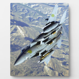 AFGHANISTAN F-15 HAVE A NICE DAY PLAQUE