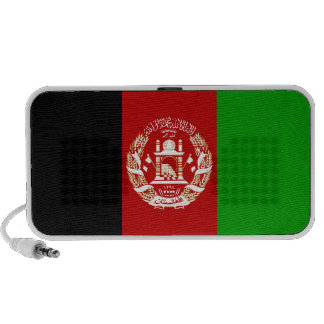 Afghanistan Flag; Afghan Mini Speaker