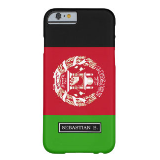 Afghanistan Flag Barely There iPhone 6 Case