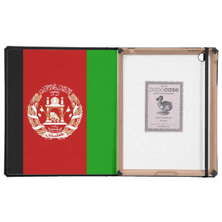 Afghanistan Flag Covers For iPad