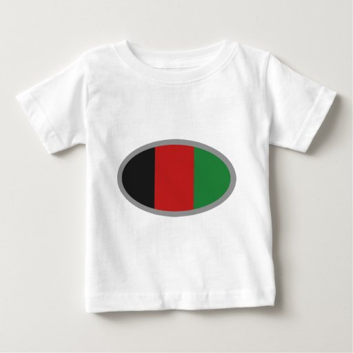 Afghanistan flag design! Flags of the world! Baby T-Shirt