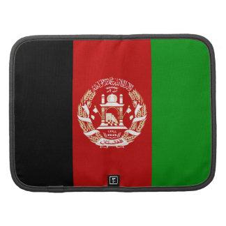 Afghanistan Flag Folio Organizer