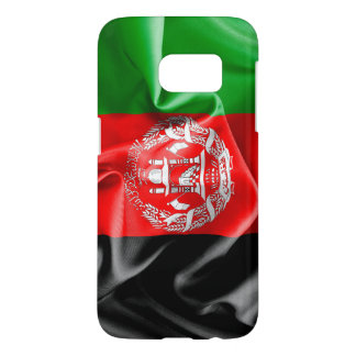 Afghanistan Flag Galaxy S7 Cases