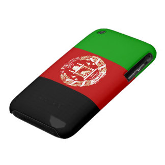 Afghanistan Flag iPhone 3 Case-Mate Case