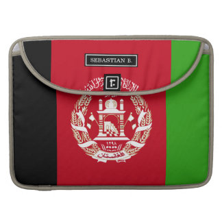 Afghanistan Flag MacBook Pro Sleeve