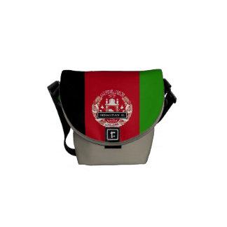 Afghanistan Flag Messenger Bag