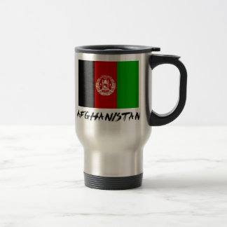 Afghanistan Flag Mugs