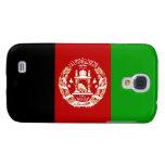 Afghanistan Flag Samsung Galaxy S4 Cases
