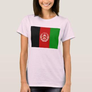 Afghanistan Flag x Map T-Shirt