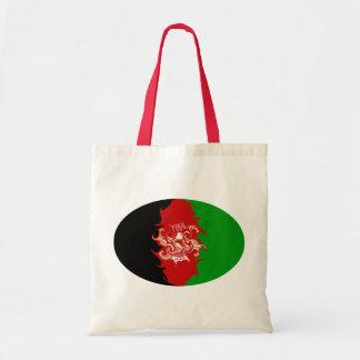 Afghanistan Gnarly Flag Bag