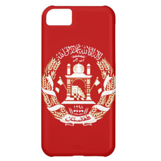 afghanistan iPhone 5C case