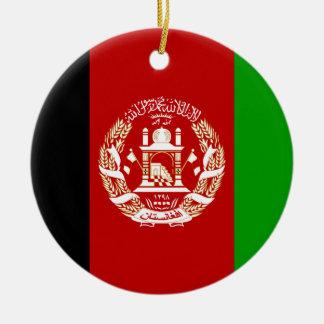 Afghanistan Christmas Tree Ornament