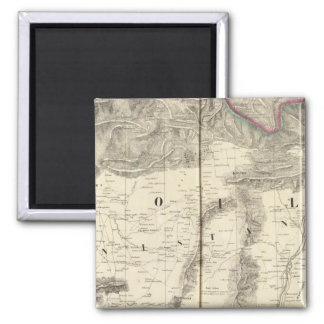 Afghanistan Pakistan 67 2 Inch Square Magnet