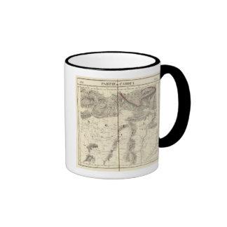 Afghanistan Pakistan 67 Ringer Coffee Mug