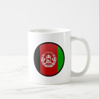 Afghanistan quality Flag Circle Mug