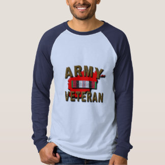 Afghanistan Service Ribbon, ARMY T-Shirt